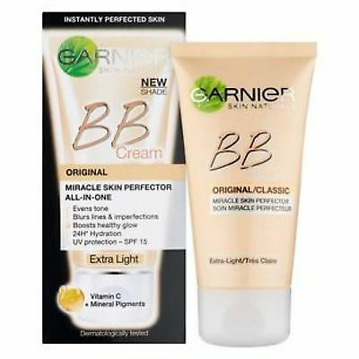 Garnier Original Miracle Skin Perfector Bb Cream Extra Light 50Ml