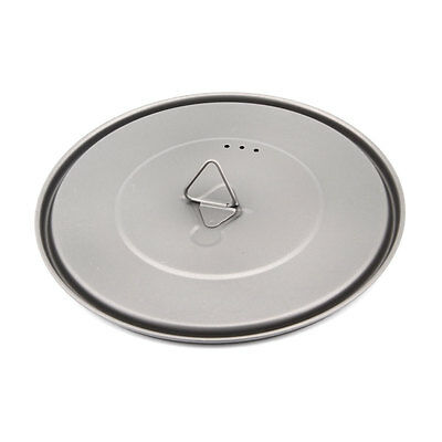 TOAKS Titanium Lid for TOAKS Cup or Pot