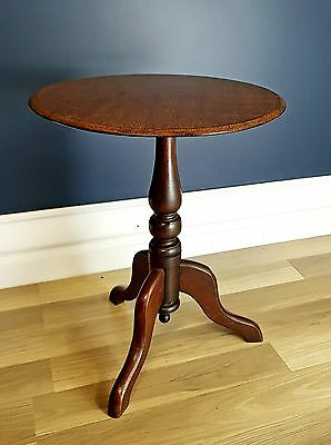 Colonial Australian Blackwood Wine Table, Circa 1880, Excellent Condition