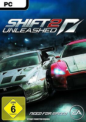 Need for Speed Shift 2 Unleashed - EA Origin Key PC Download Code -