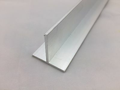 ALUMINIUM T PROFILE SECTION Lenght 500 mm - 2000 mm Free Cut Service