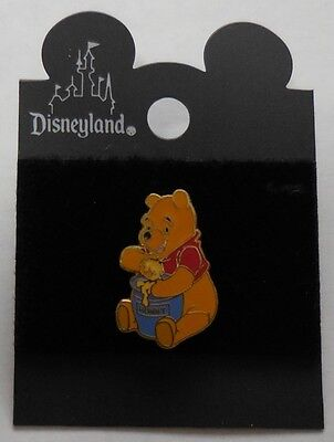 Disney Pin DLR Pooh and Hunny Pot mini Pin