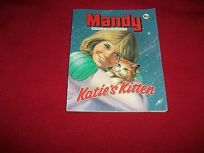 MANDY  PICTURE STORY LIBRARY BOOK  from the 1980's: never been read- ex condit!