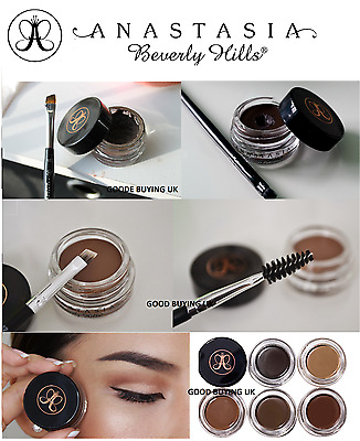 Anastasia Beverly Hills Dipbrow Pomade Make Up Dip Brow Gel  Anastasia Brush #12
