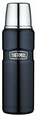 Thermos Stainless King Thermos 0,47 l, colore: Blu (V6E)