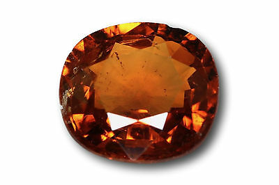 Grenat Spessartine Fanta 1.53 carat orange