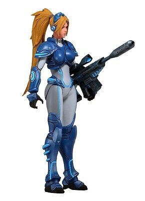 Nova Terra 18cm Starcraft Deluxe Figure NECA Heroes of the storm OVP Dominion