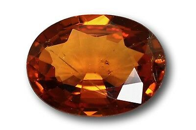 Grenat Spessartine Fanta naturel 1.21 carat orange