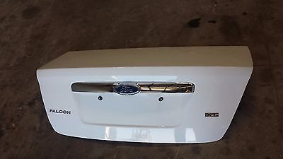 Ford Fg Xt Falcon 08 Mdl Boot Lid Pc : A1  White