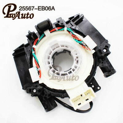 New Spiral Cable Clock Spring 25567-EB06A  For Nissan Qashqai J10, X-Trail T31