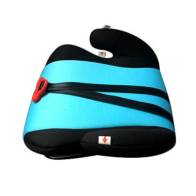 Safe Sturdy Portable Child Kid Baby Car Booster Seat 4 to 10 Years 40-100 pounds