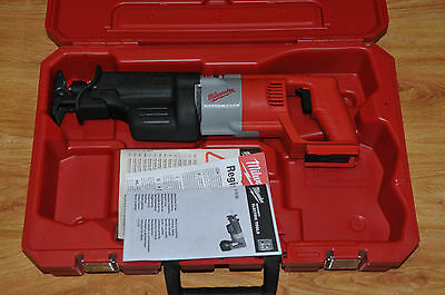 Milwaukee V18SX 18V Sawzall Reciprocating Saw (Skin)+ Case / Excellent Condition