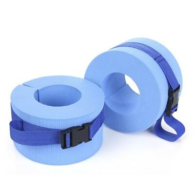 Paired Adjustable Water Aerobics Swimming Weights Aquatic Cuffs for Arm or Ankle