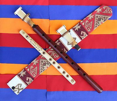 2reeds DUDUK +National CASE NEW FROM ARMENIA Hand made APRICOT WOOD +instruction