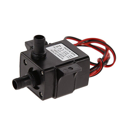 DC12V 3m 240L/H ABSUltra Quiet Brushless Motor Submersible Pool Water Pump up