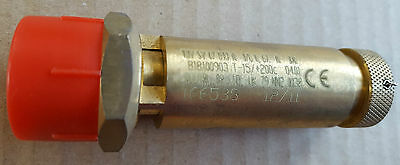 Seetru Safety Valve .48 Bar 818100903 New Free Worldwide Shipping