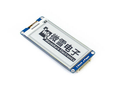 2.9inch E-Ink Display Module 296x128 SPI Interface Supports Partial Refresh