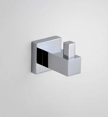 Froma Robe Hook Solid Brass Chrome Bathroom Cloakroom