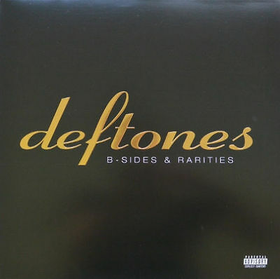 Deftones B Sides And Rarities Double Vinyl Lp Etched + Dvd Sealed