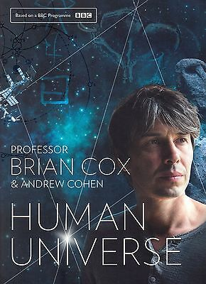 Human Universe by Brian Cox, Andrew Cohen BRAND NEW BOOK (Hardback, 2014)