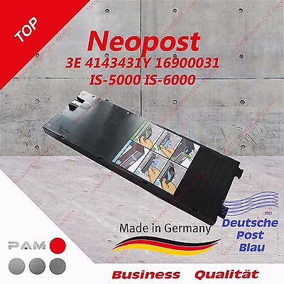 Original 3E 4143431Y 16900031 f. Neopost IS-5000 IS-6000 Deutsche PostBlau