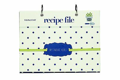 Kitchen Craft Home Made Complete Recipe File