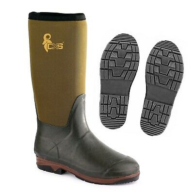 Mens Womens Neoprene Wellington Muck Boots Hunter Voyager Forest Walk Free Pp