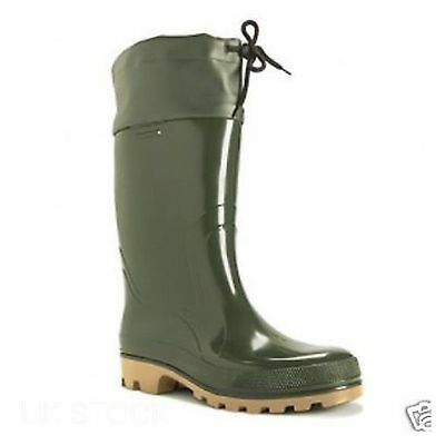 Unisex Wellies Wellingtons Boots Walking Voyager Forest Farm Waterproof Hunting