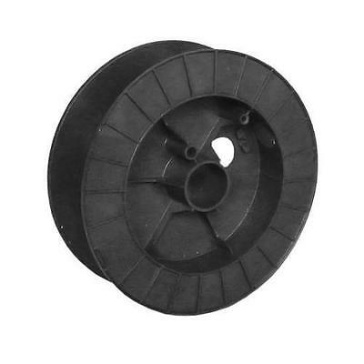 New Spool For Black Reel / Stand Electric Fence Fencing Wire Tape Uk Replacment