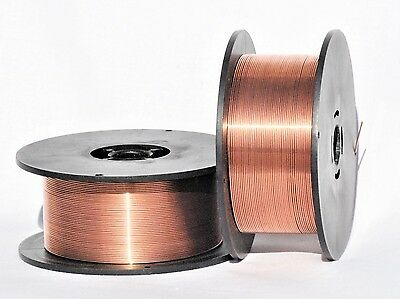Lotos 2 packs 1kg Lotos solid wire 0.8mm  ER70S-6
