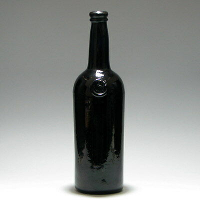 Honourable Society of The Middle Temple Bottle With Seal c1835