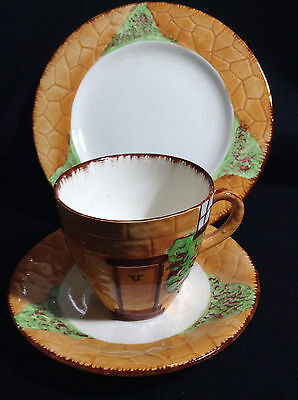 Vintage Westminster Cottage Ware - Cup Saucer And Side Plate