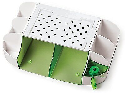 Munchkin Infant Diaper Organizer Holder Storage Baby Changing Station Portable