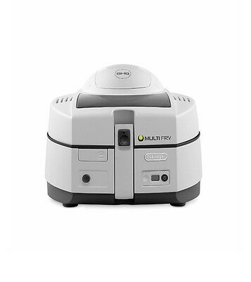 Delonghi MultiFry FH1130 Low Fat Food Air Health Fryer Cooker - White *NEW*