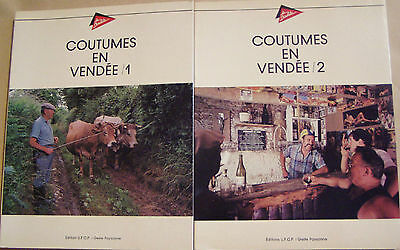 Collectif - Coutumes En Vendee - Complet 2/2 - 1988/1989