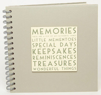East of India Memories Scrap Book / Wedding Guest Book / Photo Album BRAND NEW