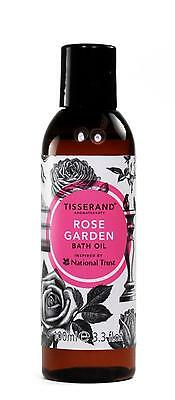 Tisserand - Bath Oil - Rose Garden - 100 ml
