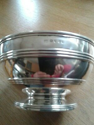 Fine George 111 Paul Storr.Solid Silver bowl