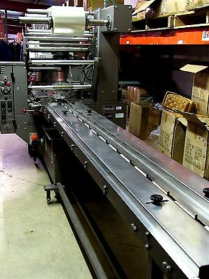 Doboy Mustang IV Horizontal Flow Wrapper Packaging Machinery