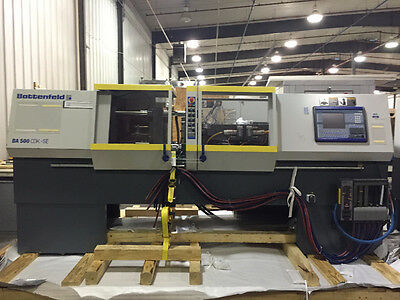 Battenfeld Injection Molding Machine Model 500/200 Cdk