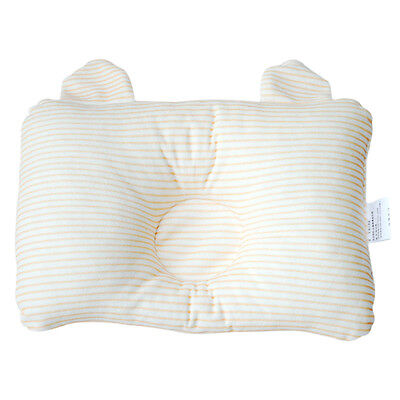Newest Baby Pillow Infant Newborn Prevent Flat Head Soft Bright Color Cushion