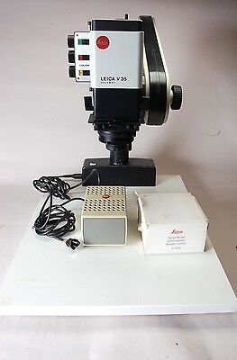 Leitz/Leica focomat V35 AUTO FOCUS Enlarger for 35mm film COLOR HEAD VG