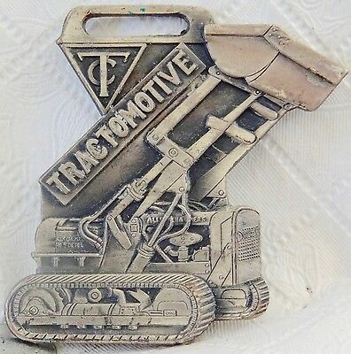 Allis Chalmers Tractomotive Hd 6G Watch Fob