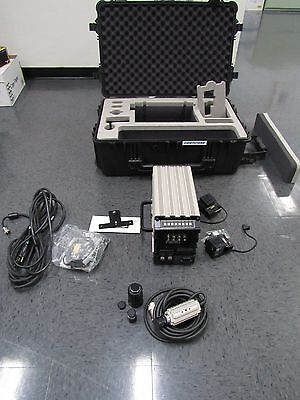 Photron FastCam High Speed Video Camera Super 10K with Anton Bauer Ultralight 2