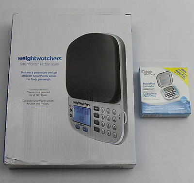 Weight Watchers Smart Points SmartPoints Food Kitchen Scale + Calculator NEW