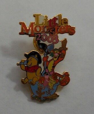 Disney Pin DLR Cast Exclusive Little Monsters 2003 Pooh & Friends Pin LE2000