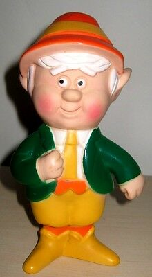 Ernie The Keebler Elf 1974 Vinyl Advertising Figure Ad Doll Mascot Character