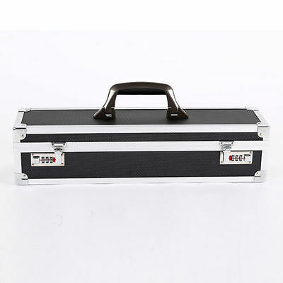Aluminium Hard Case Chef Knife Storage Lock Case Chef Knife Roll Bag Holder Belt