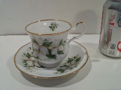 Nice Vintage Antique Beautiful Tea Cup And Saucer,royal Minster,made In England