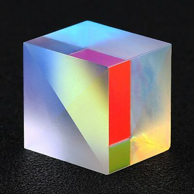 X-cube Defective Prism Physics Teaching Tools / DIY Decoration 2 x 2 x 1.7cm